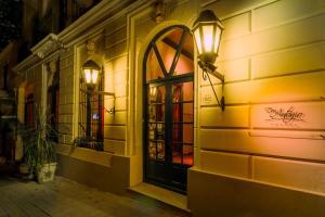 The facade or entrance of Don Antonio Posada