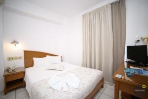 A room at Astali Hotel