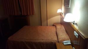 A room at Hotel del Sol