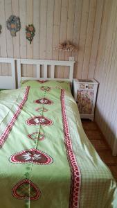 Ein Zimmer in der Unterkunft Gästehaus Krone
