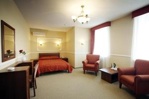 A room at Nikol Hotel