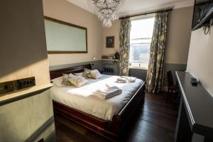 A room at The Royal Oak Ripon