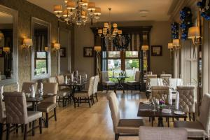 A restaurant or other place to eat at Errigal Country House Hotel