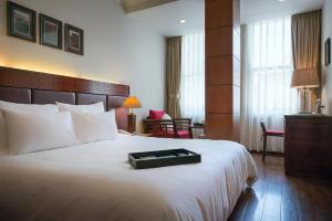 Hébergement de l'établissement Hanoi E Central Hotel