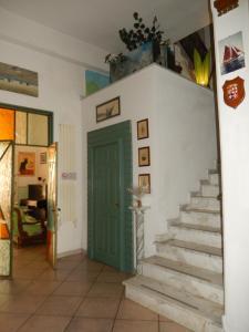 The facade or entrance of Hotel Villa Morgana