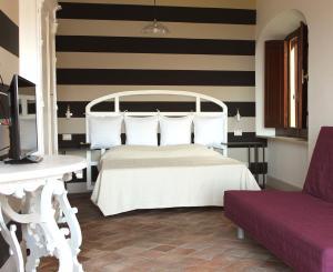 Hébergement de l'établissement Casa Via del Mare