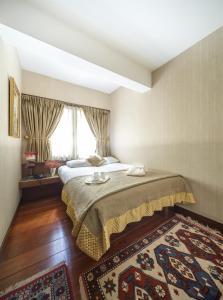 A room at Burckin Hotel