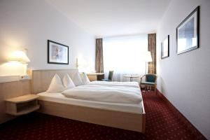 A room at IntercityHotel Schwerin