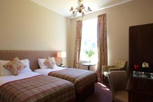 A room at Stonefield Castle Hotel 'A Bespoke Hotel'