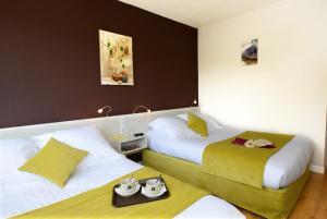 Hébergement de l'établissement Hotel Le Lagon