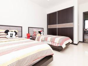 Una habitación en Heliko 105 by Coco Beach