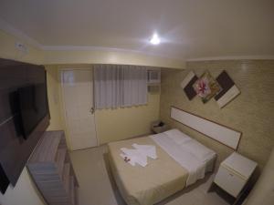 Um quarto em Pousada Rayer Land