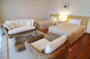 A room at Hotel Blueberry Hill Katsuura