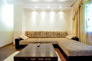 The lounge or bar area at Five Stars Tishina