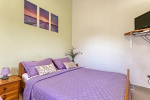 A room at Apartments Ljiljana