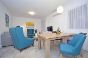Гостиная зона в Corso Levante Luxury Suites