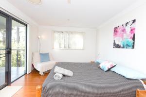 A room at Brae Villa