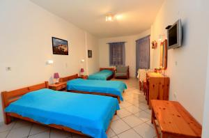 Ένα δωμάτιο στο Froudi Rooms