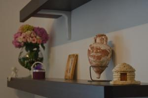 The lobby or reception area at Apartment Lavanda