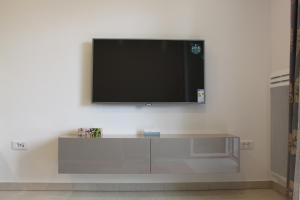 TV a/nebo společenská místnost v ubytování Apartment Patricia