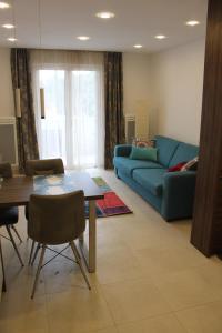 Lounge nebo bar v ubytování Apartment Patricia