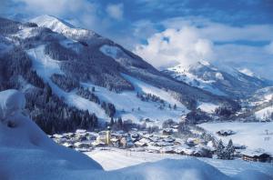 Hotel Schachner im Winter