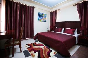 A room at Orchidea Hotel