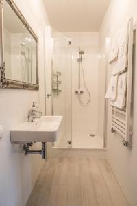 A bathroom at 3EM Apartment Sopot