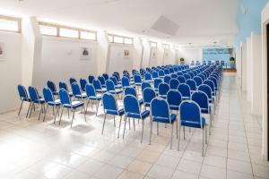 The business area and/or conference room at Ostia Antica Park Hotel & Spa