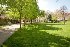Giardino di Privilege Apartments Kroftova