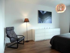 O zonă de relaxare la ELEGANT apartmán ajaj