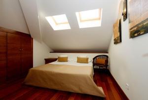 Una habitación en El Aura