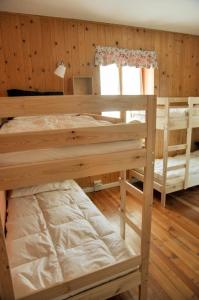A bunk bed or bunk beds in a room at Ostello SanMartino