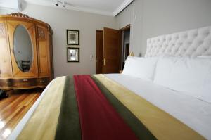 Um quarto em Quiral Hotel Boutique