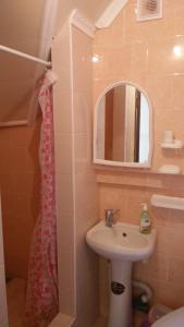 Ванная комната в Mini-Otel Garibaldi