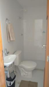A bathroom at 3605 Oceanica