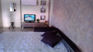 Area soggiorno di Apartment I Mastrazzi