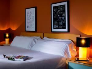 Una habitación en The Cookbook Gastro Boutique Hotel & SPA
