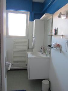 A bathroom at Appartement Le Cap