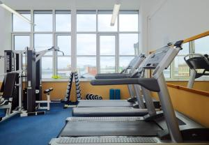 The fitness center and/or fitness facilities at Hotel National, a Luxury Collection Hotel in Moscow