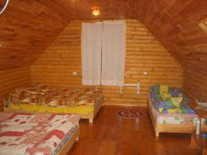 A room at Hutor Nadberezhie