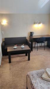 Гостиная зона в Мини-отель GuestHouse