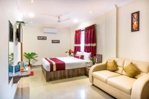 A room at Octave Hotel and Spa - JP Nagar