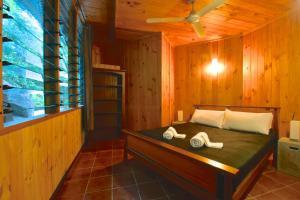 A room at Daintree Cascades