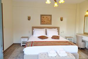 A room at Alexandra Hotel