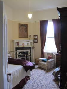 A room at Edwardia Short-Stay