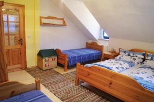 A room at Annas Ferienwohnung