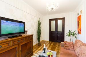 The lounge or bar area at Molnar Apartments Kiselyova 10