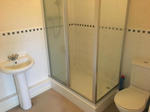 A bathroom at Meadowview