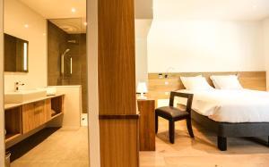 Hébergement de l'établissement Le Kube Annecy centre Appartements de luxe